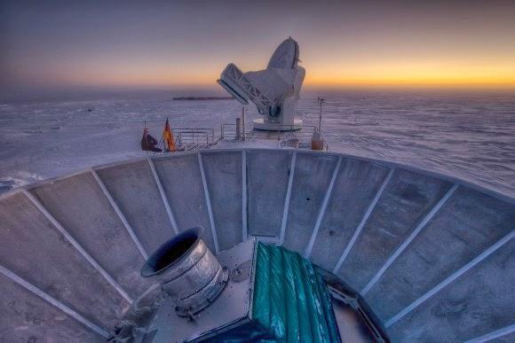 تلسکوپ BICEP2