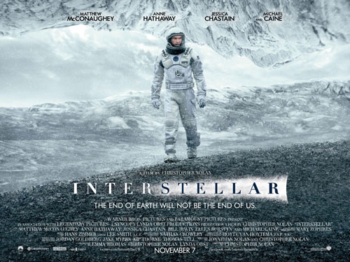 Interstellar - در میان ستارگان فیلمی از نولان